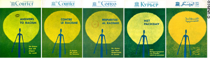 The UNESCO Courier, November 1971.