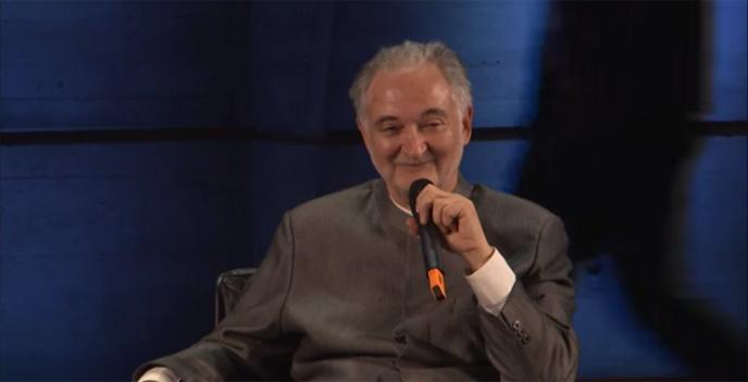 Jacques Attali, UNESCO, 4.12.2015