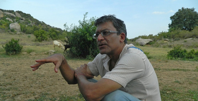 Rahul Goswami, dans le Tamil Nadu, Inde.