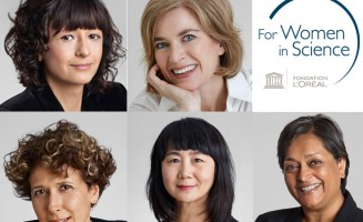 L'Oreal UNESCO For Women in Science awards laureates 2016
