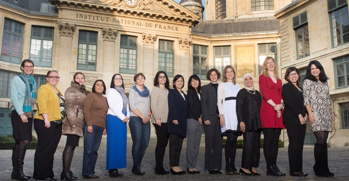 2016 International Rising Talents of the L'Oréal - UNESCO For Women in Science Programme